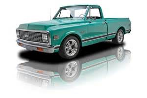 1971 Chevy Truck Wheels 1971 Chevrolet C10 For Sale Collector And Classic Cars