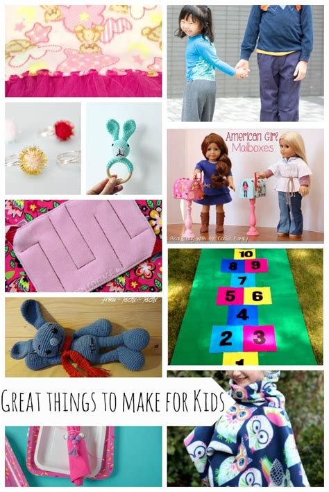 to make with children great things to make for create link inspire