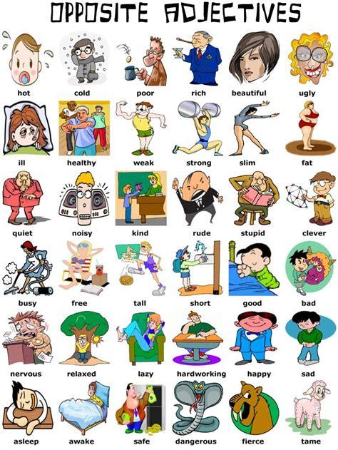 imagenes de ingles adjetivos blog ingles i verbo to have