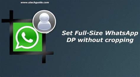 wallpaper on android without cropping how to set full size whatsapp profile picture without cropping