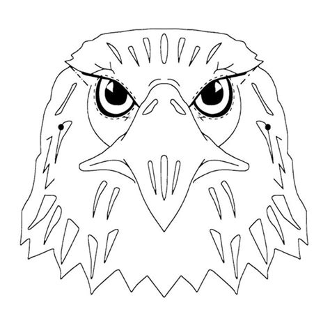 polish eagle coloring page e for eagle coloring pages kids 177590 of eagles polish