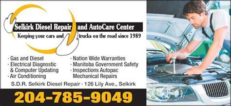 care selkirk selkirk diesel repair auto care center selkirk mb