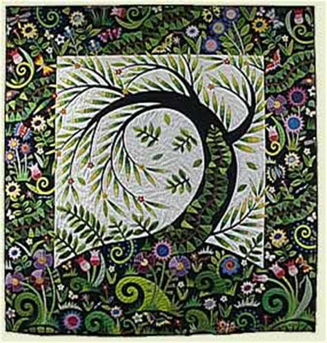 Willow Quilt by Quilts A Century Of Quilts America In Cloth Quilts As