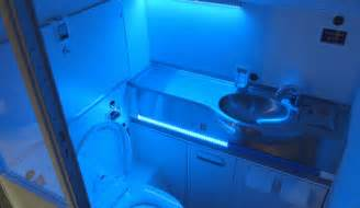 boeing s self cleaning lavatory zaps germs with uv light
