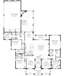 House Plans by Bungalow Style House Plan 3 Beds 3 5 Baths 3108 Sq Ft
