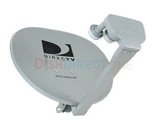 direct tv dtv directv 3 18x20 18 x 20 dish lnb multi satellite antenna ebay