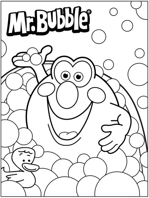 bath time 3d coloring pages d coloring and 3d