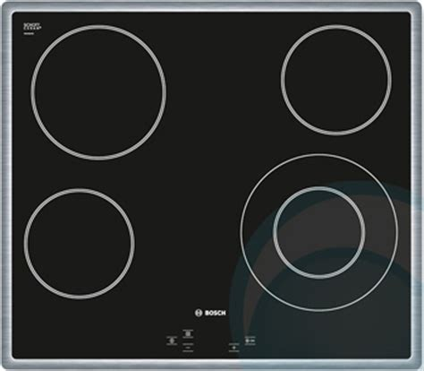 Bosch Electric Cooktop 600mm bosch electric cooktop pkf645q14a appliances