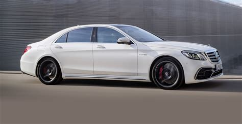 mercedes models 2018 mercedes s class amg maybach models revealed