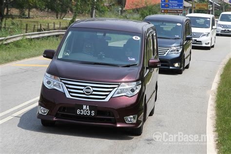 nissan malaysia nissan malaysia serena s hybrid overview autos post