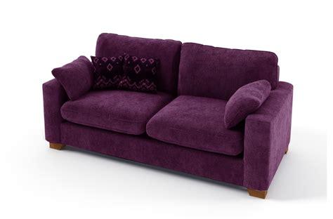 canapes convertibles de qualite canap 233 2 places convertible en tissu de qualit 233 cosy violet mobilier priv 233