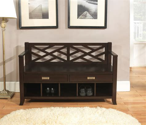 modern entryway benches large entryway storage bench home decoration ideas
