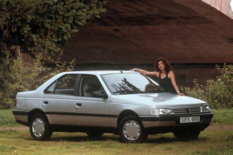 Versicherung Auto Unter 25 Jahre by Tradition 25 Jahre Peugeot 405 Angriff Aus Dem Abseits