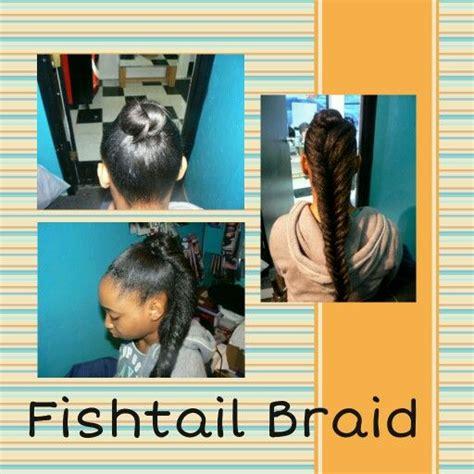 what gives shine to kanekalon hair fishtail braid using kanekalon hair hair splendor