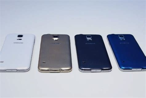 samsung galaxy s5 colors samsung galaxy s5 color options clear on