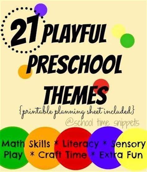 kindergarten themes throughout the year 152 best teachers images on pinterest preschool