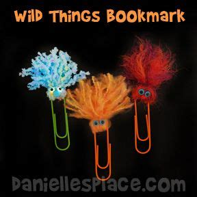 How To Make A Paper Clip Bookmark - about learning paper clip bookmarks from www