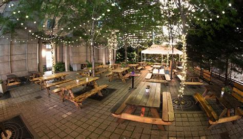 backyard beer garden backyard beer garden ideas image mag
