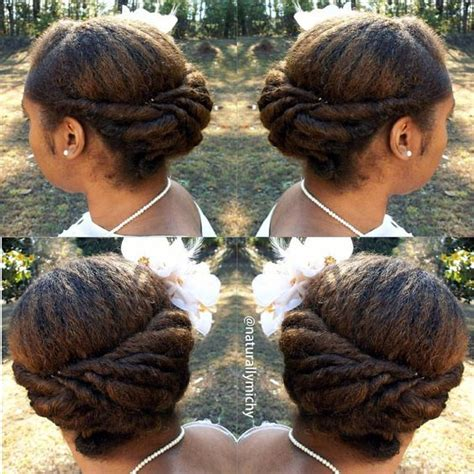 modern tuck and roll hairstyle 40 protective hairstyles for natural hair