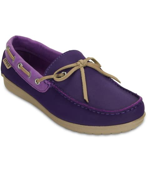 crocs purple casual shoes buy s casual shoes