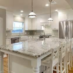 Kitchen Backsplash Ideas Houzz by 25 Best Ideas About Granite Countertops On