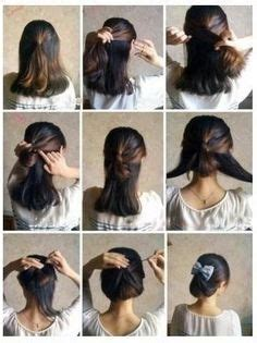 easy homemade hairstyles for medium hair 1000 images about hair and make up on pinterest