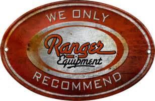 vintage bendpak ranger garage signs bendpak