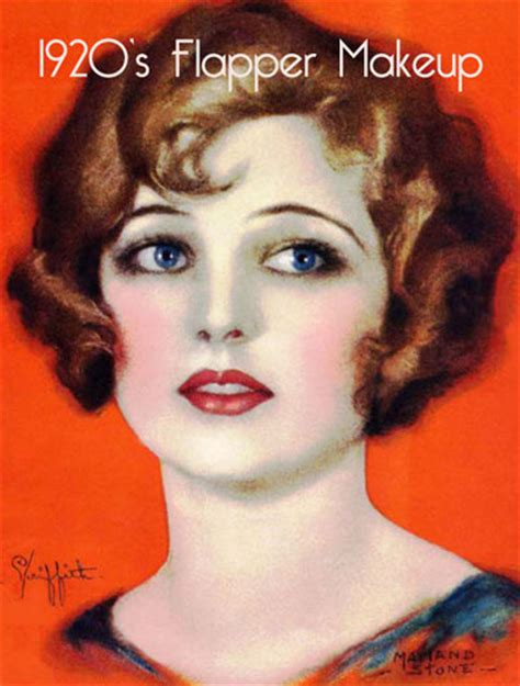 hair and makeup in the 1920s an original flappers guide to 1920 s make up glamourdaze