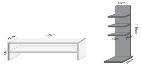 medidas de un estante para libros h 225 galo usted mismo 191 c 243 mo construir un estante y rack