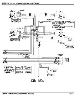 Boss Snow Plow 13 Pin Wiring Diagram Wiring Diagram And