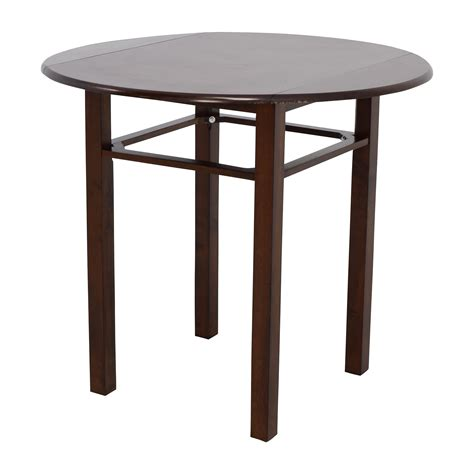 buy drop leaf table 80 whalen whalen drop leaf dining table tables