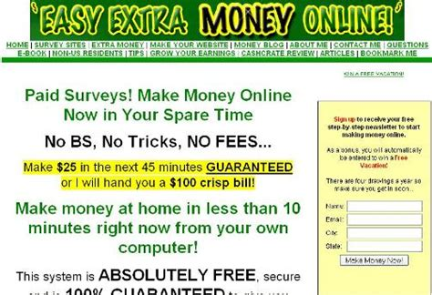 Make Money Online Completing Surveys - make money from completing surveys memahami grafik forex