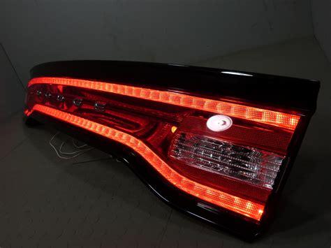 Charger Senter Cas E Light 2011 2012 dodge charger center taillight light trunk mount panel led l ebay