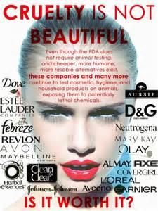 Beauty without cruelty green lifestyle fashion beauty