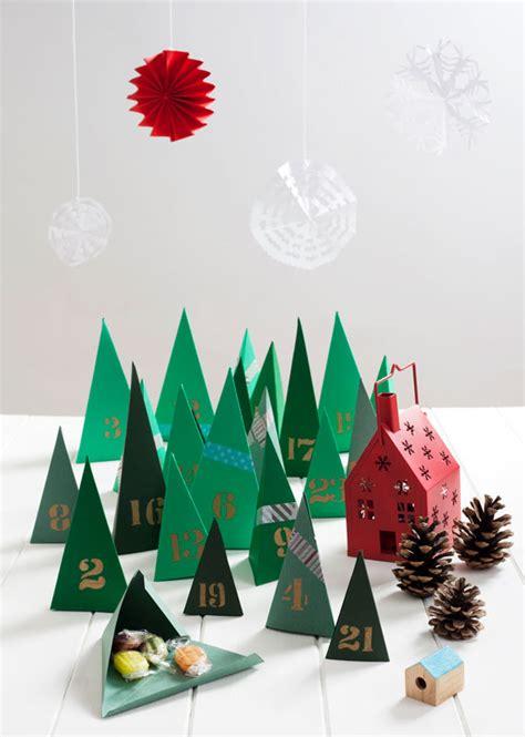 Etsy Advent Calendar Make A Geometric Tree Advent Calendar Etsy Journal