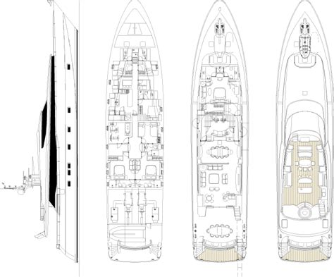 pelorus yacht layout yacht sqn of london mediterannean america