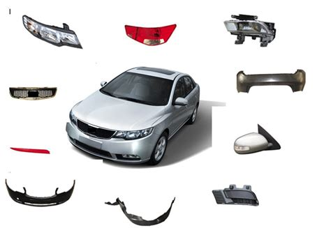 Kia Autoparts Car Parts Name With Picture Images