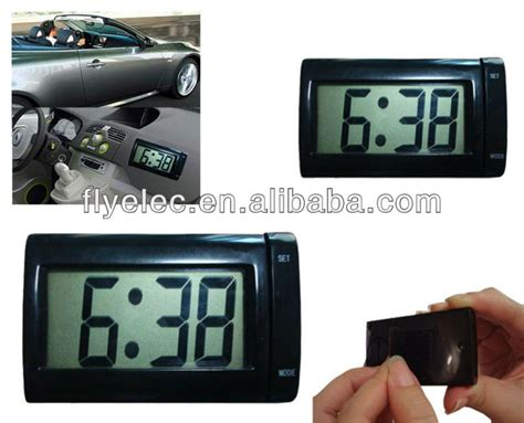 small digital mini lcd digital clock for car buy digital clock mini