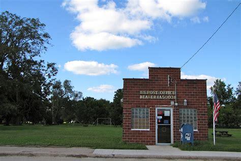 Beaver Post Office by Post Office 50031 Beaver Iowa Iowa Backroads