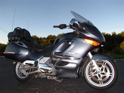 bmw touring bike 2003 bmw k1200lt sport touring motorcycle for sale youtube