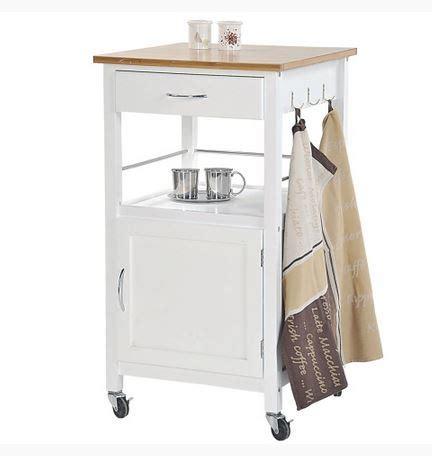 bedenktijd aankoop keuken keukentrolley wit