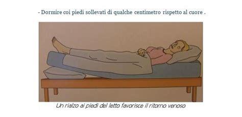 dormire con due cuscini dott massimo di martino chirurgia vascolare