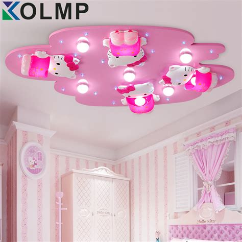 girls bedroom ceiling light aliexpress com buy hello kitty lovely girls bedroom