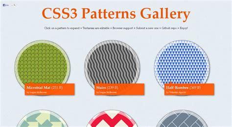css3 pattern background generator css3 patterns
