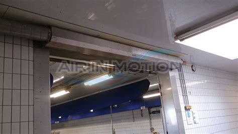 industrial air curtain industrial air curtain afim 174 air door reference person meat