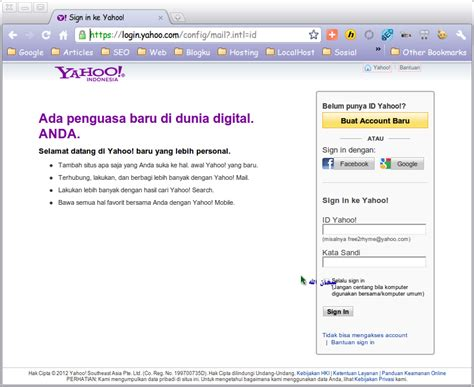 blogger yahoo sign in rania s blog bab 6 penerapan aplikasi internet e mail