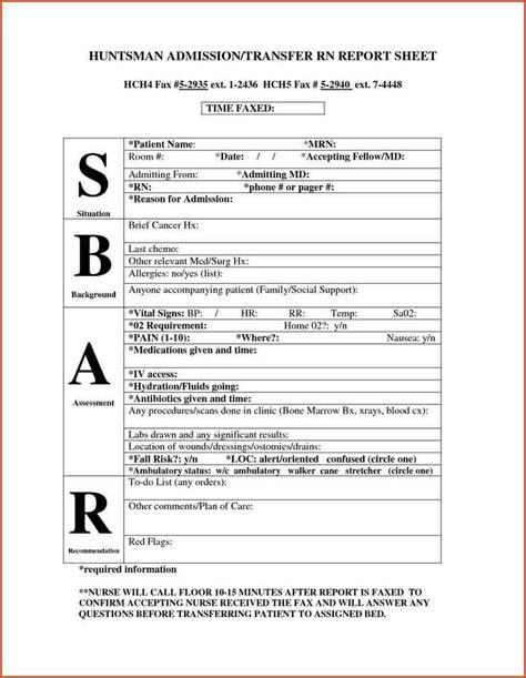 sbar template word 038ab115f02e59fc1e2222e34a095257 jpg