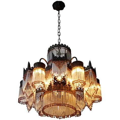 Italian Murano Glass Chandelier For Sale At 1stdibs Murano Chandeliers For Sale