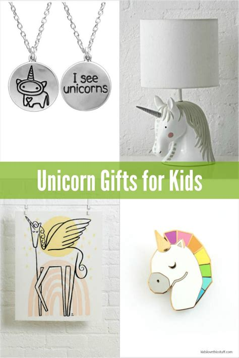 14 of the most adorable unicorn gifts for of all ages