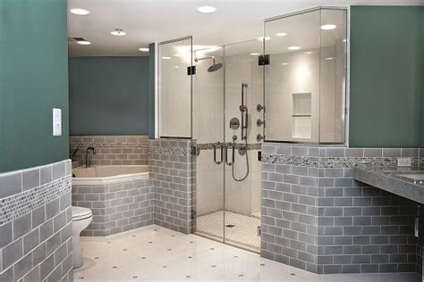 Universal Bathroom Design by Universal Design Becoming Common In Bathroom Design Jlc